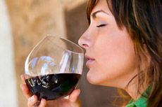 Cum se gusta vinul