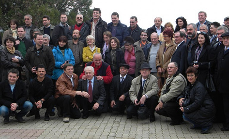 Noiembrie, 2010: ADAR la Crama Stirbey, Crama Vinarte si Vitipomicola Samburesti