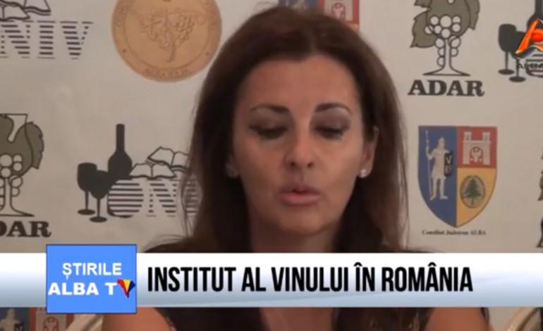 Institut al Vinului in Romania