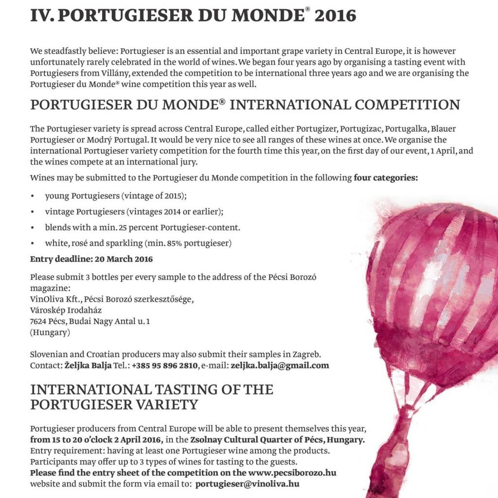 Portuguieser du Monde 2016