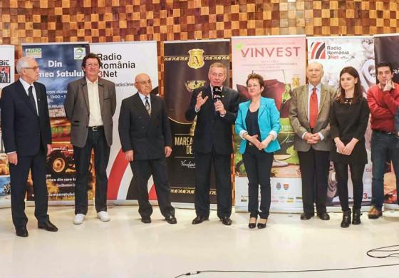Conferinta de presa VINVEST, Bucuresti, 22 martie 2016