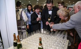 Surpriza VINVEST în 2017: se degustă șampanii originare din regiunea Champagne, Franța