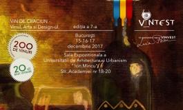Iubesc Vinul Românesc - 15-17 Dec 2017 - București