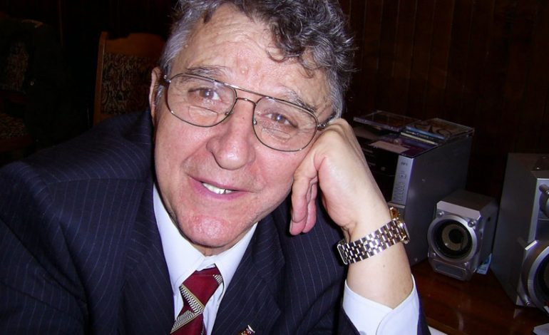 In memoriam Viorel Stoian (1.10.1935 – 22.03.2013)